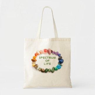生命のスペクトル トートバッグ