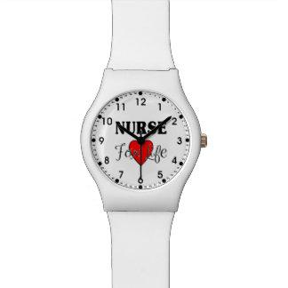 生命のナース 腕時計