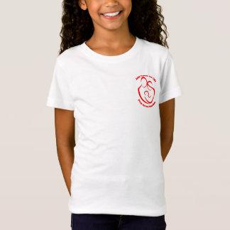 生命の女の子の家族 Tシャツ
