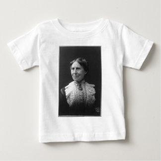 生命の後でクララバートンのポートレート ベビーTシャツ