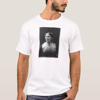 生命の後でクララバートンのポートレート Tシャツ