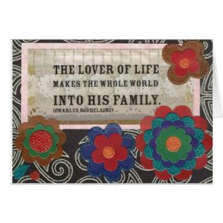 生命の恋人 カード