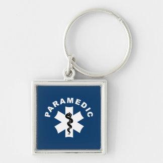 生命の救急医療隊員の星 キーホルダー
