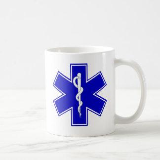 生命の星 コーヒーマグカップ