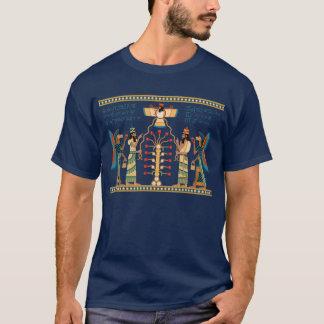 生命の樹のMushezib-Ninurta Tシャツ