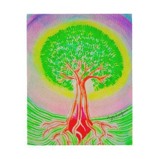 生命の樹 ウッドウォールアート
