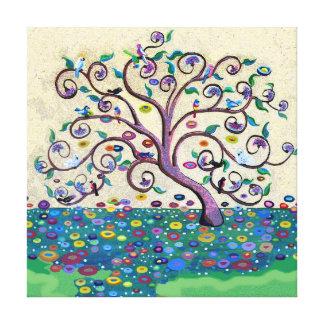 生命の樹 キャンバスプリント