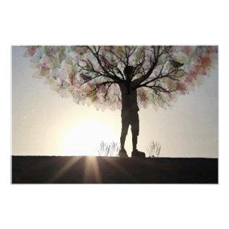 生命の樹 フォトプリント