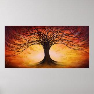 生命の樹 ポスター