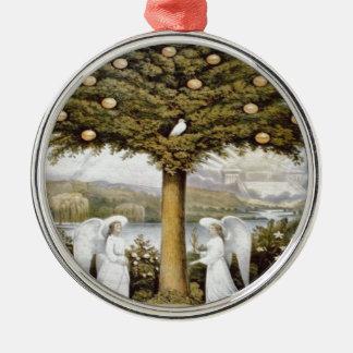 生命の樹 メタルオーナメント