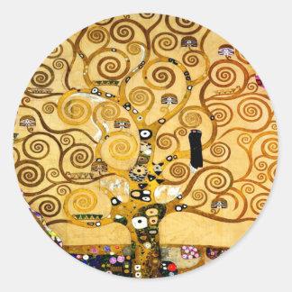 生命の樹 ラウンドシール