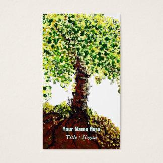 生命の樹 名刺