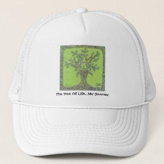 生命の樹…私の旅行 キャップ