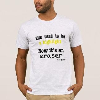 生命の消す物 Tシャツ