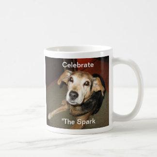 生命の火花 コーヒーマグカップ