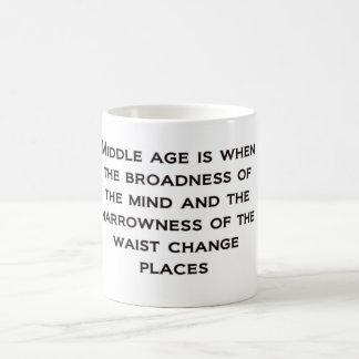 生命の知恵のマグ コーヒーマグカップ