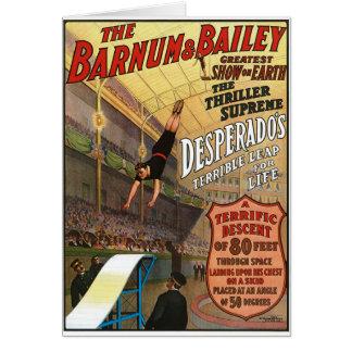 生命のBarnumそしてベイリーの無法者の跳躍 カード