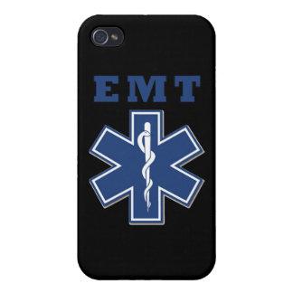 生命のEMTのブルースター iPhone 4/4Sケース