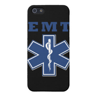 生命のEMTのブルースター iPhone SE/5/5sケース
