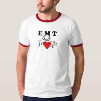 生命のEMT Tシャツ