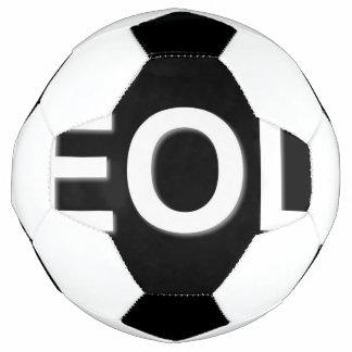 生命のEOLの終わり サッカーボール