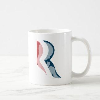 生命のRomney コーヒーマグカップ