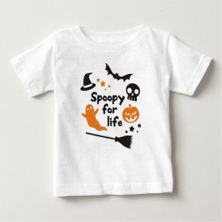 生命のSpoopy ベビーTシャツ