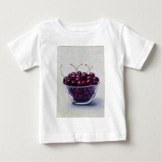 生命はさくらんぼのボールです ベビーTシャツ