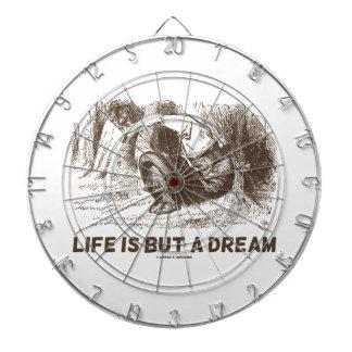 生命はしかし夢あります(Snoring Wonderland赤い王) ダーツボード