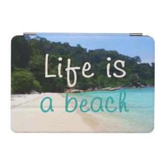 生命はビーチです iPad MINIカバー