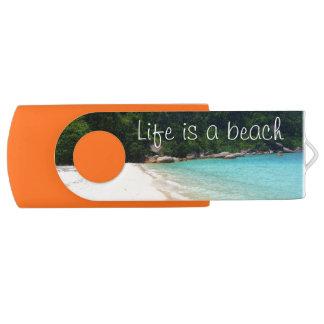 生命はビーチです USBフラッシュドライブ
