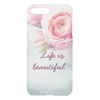 生命は上がり、 iPhone 8 PLUS/7 PLUS ケース