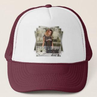 生命は冒険-帽子です キャップ
