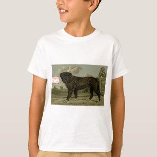 生命は犬とよりよいです Tシャツ