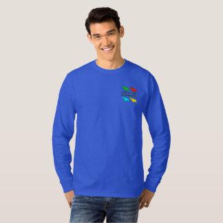 生命は象の青のセーターのためです Tシャツ