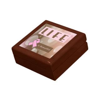 生命はBeautiifulの乳癌の生存者です ギフトボックス