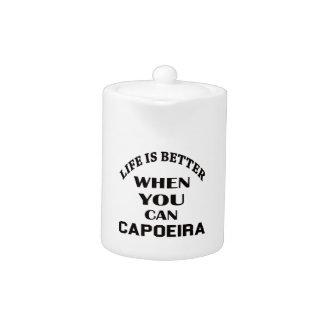 生命はCapoeiraできるときよりよいです