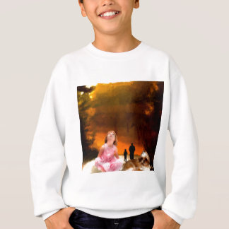 生命はquiz_Painting.jpgではないです スウェットシャツ