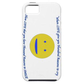 生命へのスマイル iPhone SE/5/5s ケース