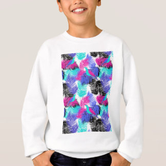 生命オウムのおもしろいWellcodaの極楽鳥 スウェットシャツ