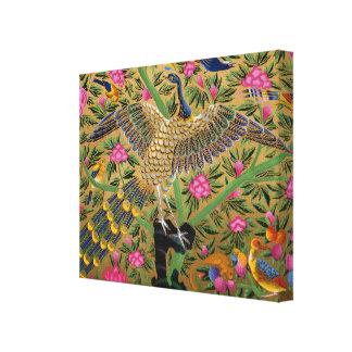 生命キャンバスプリントのプリントの鳥 キャンバスプリント
