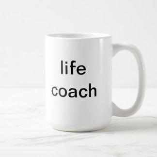 生命コーチ コーヒーマグカップ