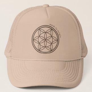 生命シンプルの帽子の種 キャップ