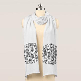 生命スカーフの花 スカーフ