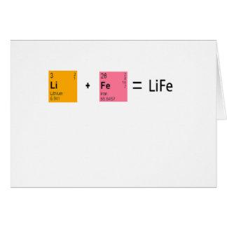 生命プロダクト カード