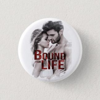 生命ボタンのための限界 3.2CM 丸型バッジ