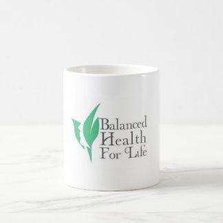 生命マグのための釣り合った健康 コーヒーマグカップ