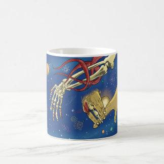 生命マグの驚異 コーヒーマグカップ