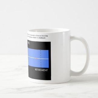 生命中心のマグ(http://life-slc.org) コーヒーマグカップ