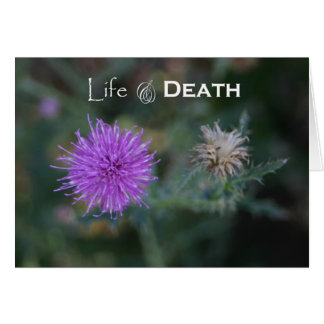 生命及び死 カード